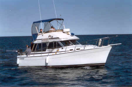 All Aboard the 33' Trik Sea II
